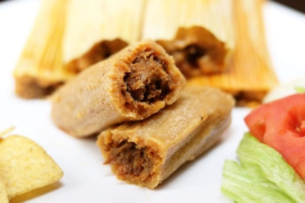 beef tamales | history of the tamale