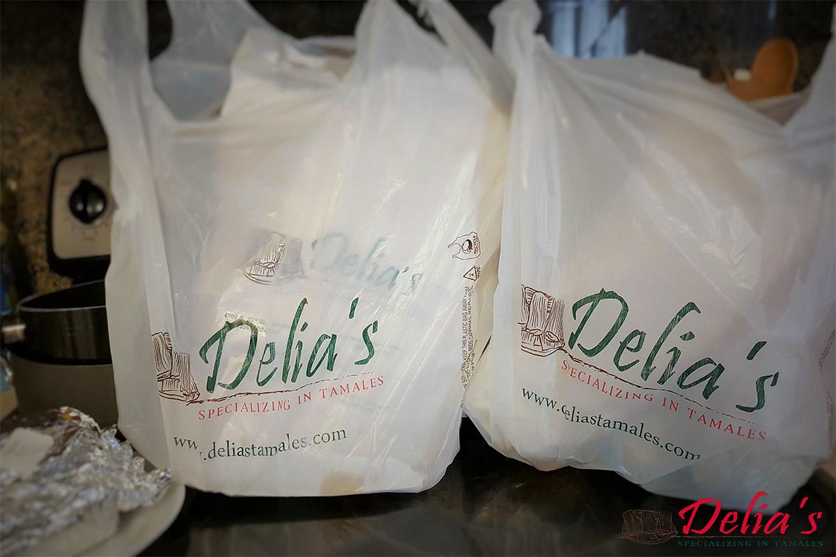 Delia's Tamales To Go